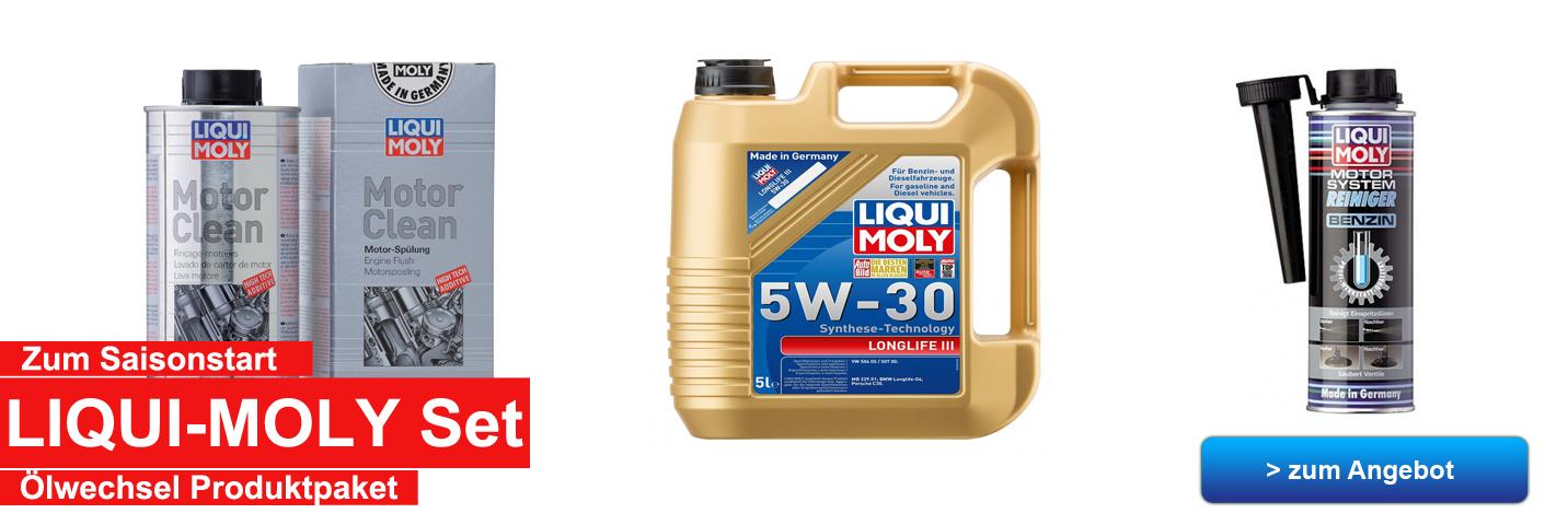 Liqui Moly Ölwechsel Produktpaket