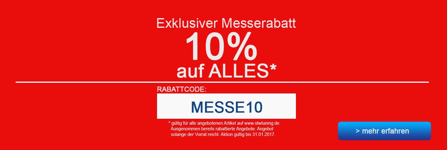 10% Auf Alles